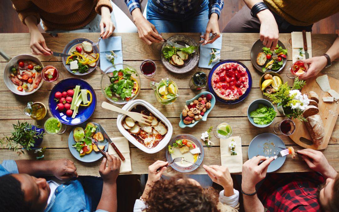 Le abitudini alimentari