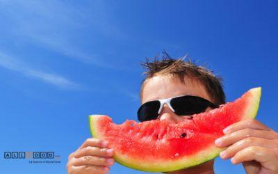 Tempo di vacanze, tempo di sole. Una sana alimentazione per proteggere la nostra pelle!