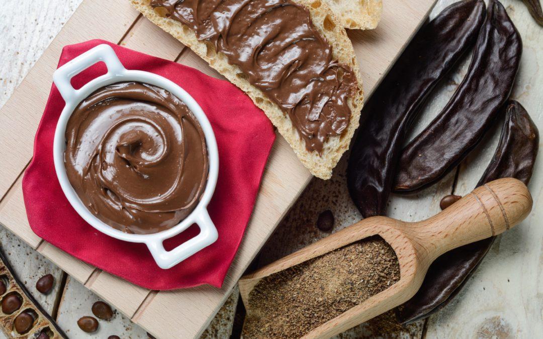 Golosi di tutto il mondo uniamoci con il cioccolato di carruba!