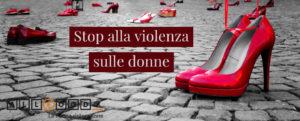 stop violenza sulle donne