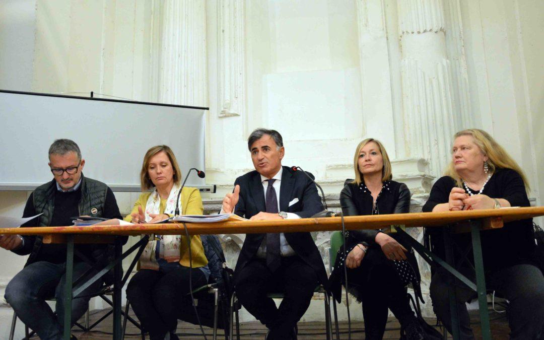 Sicurezza, sostenibilita' e solidarieta', tre parole per la ristorazione scolastica di Citta' di Castello, Citerna e San Giustino, 5 milioni di euro in tre anni per 2000 pasti al giorno