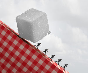 zucchero un danno per la salute